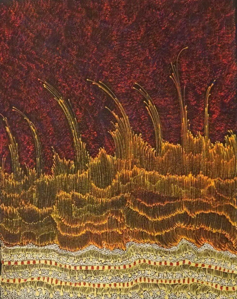 Jorna Newberry Aboriginal Art
