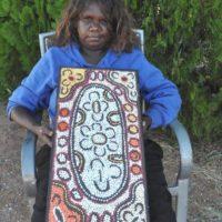 Lydia Young Nungurrayi Aboriginal Art