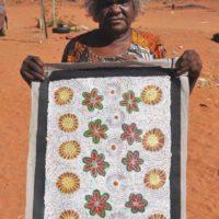 Katie Morton Kemarre Aboriginal Art