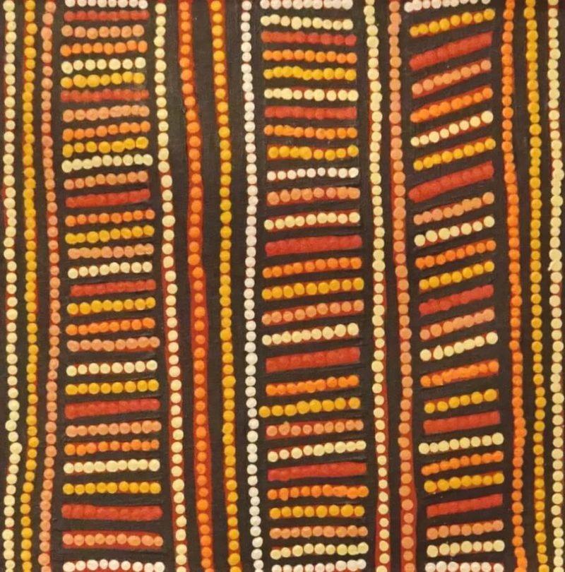 Margaret Nangala Brown Aboriginal Art