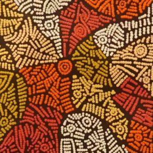 Lorna Ward Napanangka Aboriginal Art