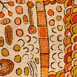 Daphne Larry Nampitjinpa Aboriginal Art