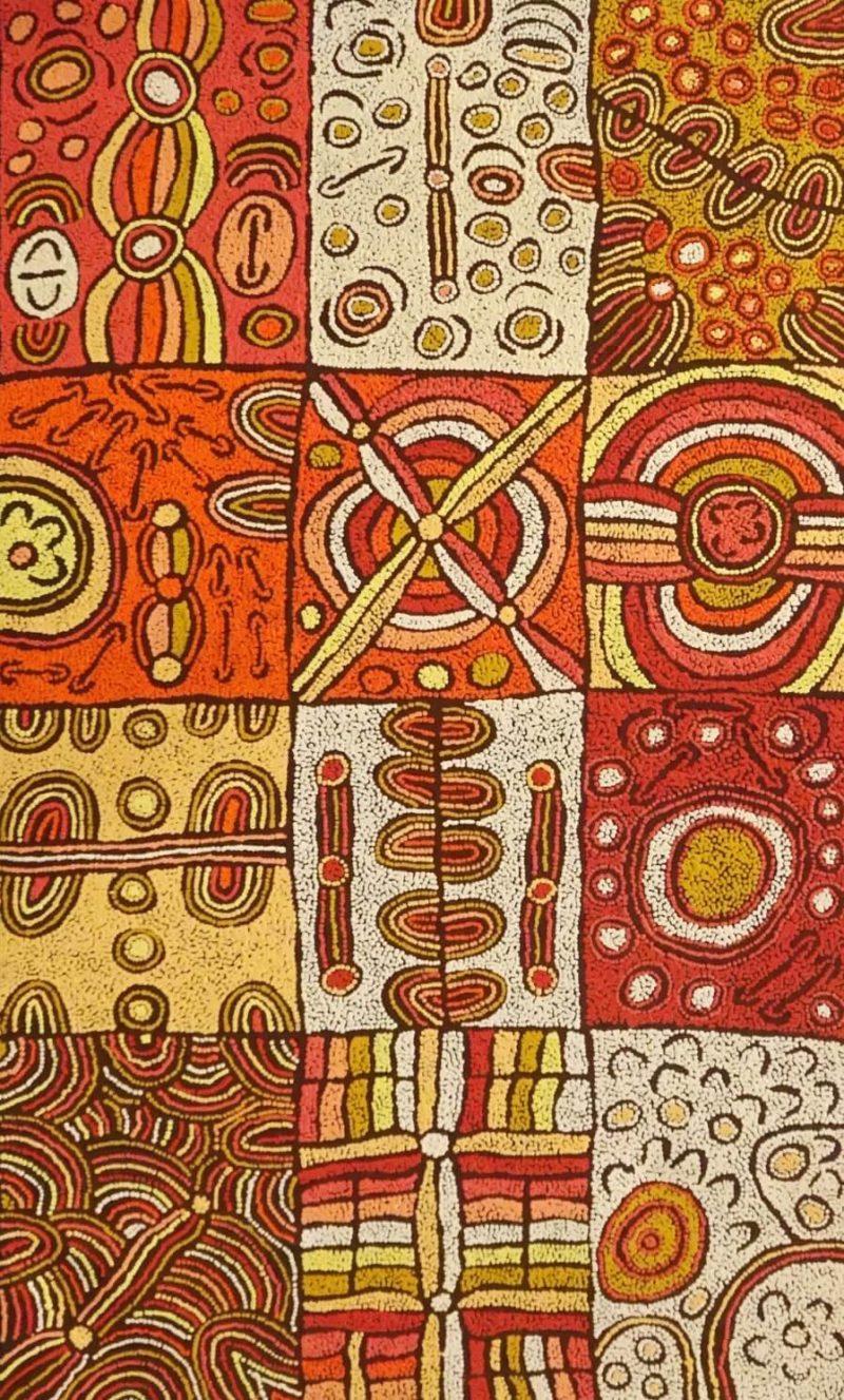 Marlene Young Nungurrayi Aboriginal Art