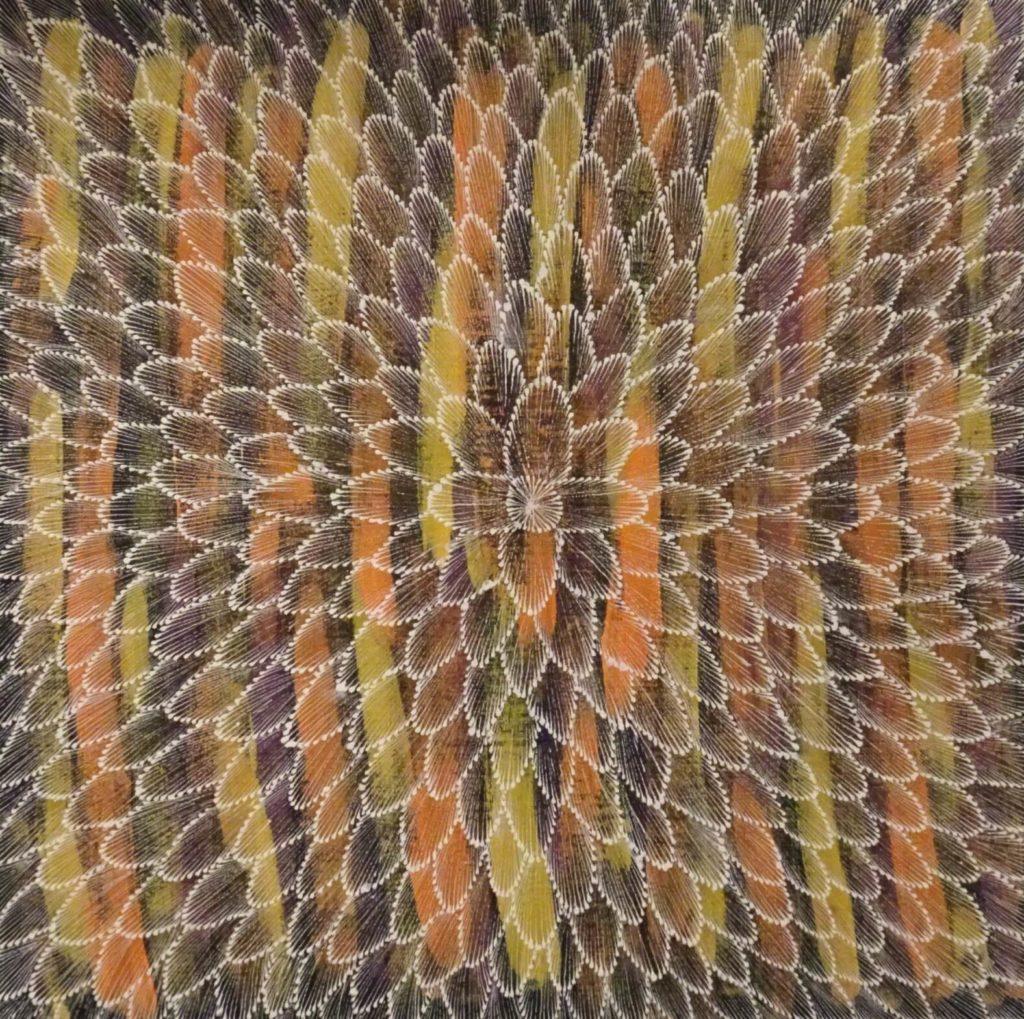 Vanessa Jones Petyarre Aboriginal Art