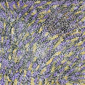 Lucky Morton Kngwarreye Aboriginal Art