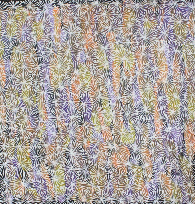 Lucky Morton Kngwarreye Aboriginal Art