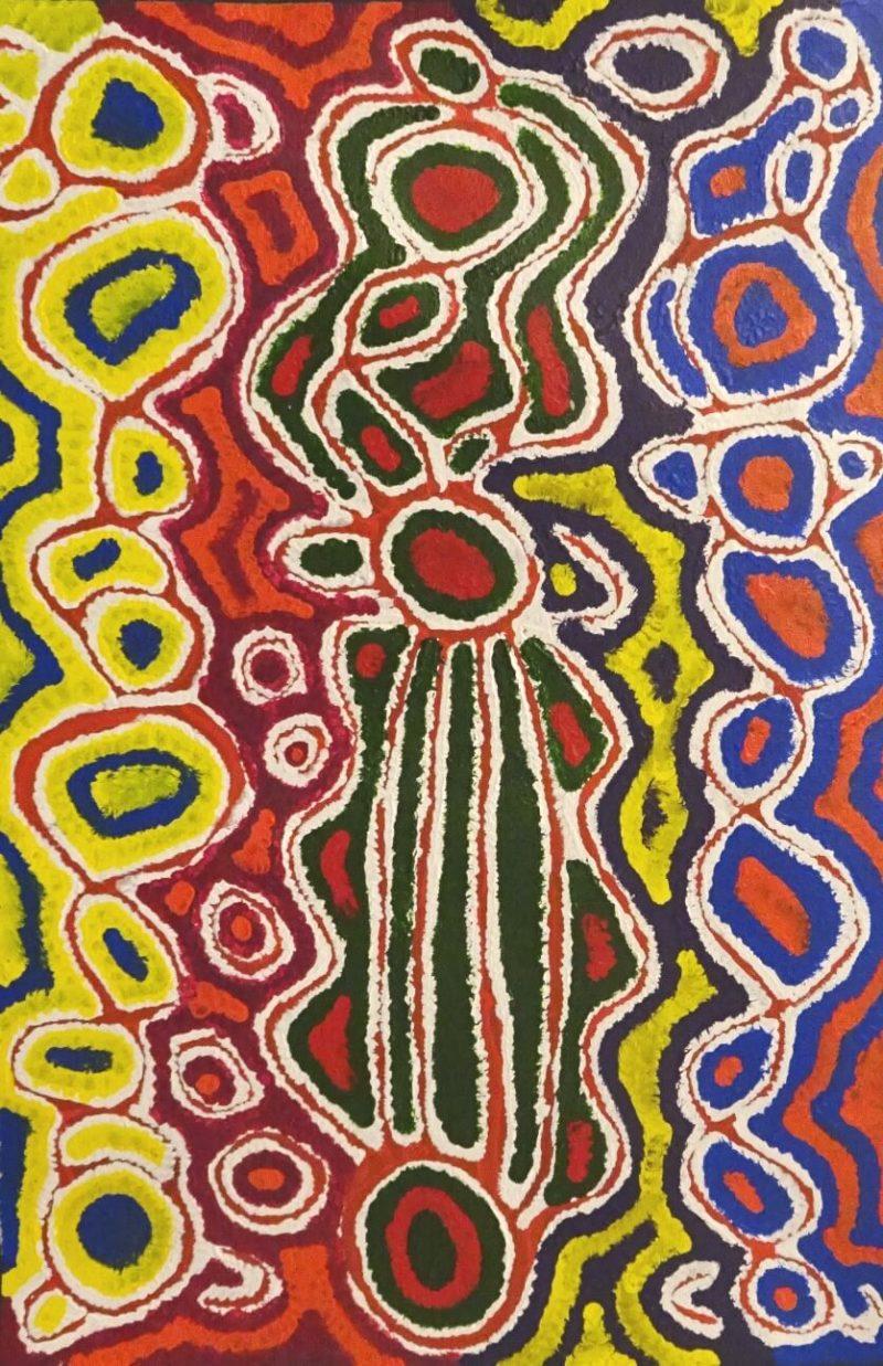 Judy Watson Napangardi Aboriginal Art