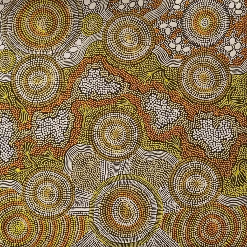 Julieanne Turner Nungurrayi Aboriginal Art