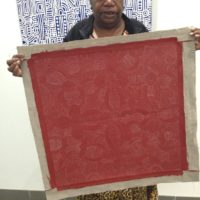 Doreen Dickson Nakamarra Aboriginal Art