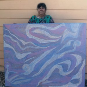 Jorna Newberry Aboriginal Art