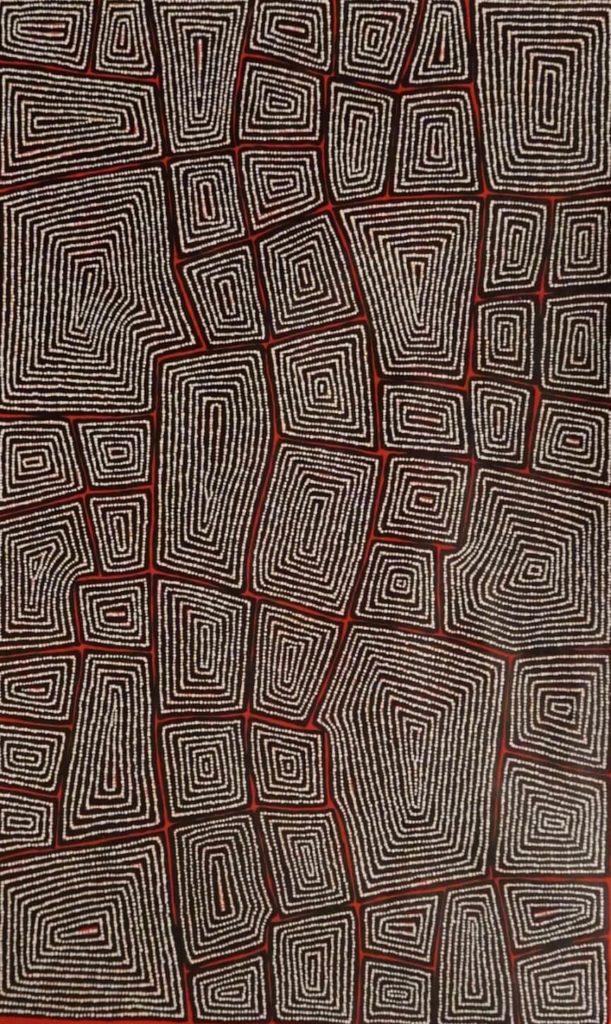 Thomas Tjapaltjarri Aboriginal Art