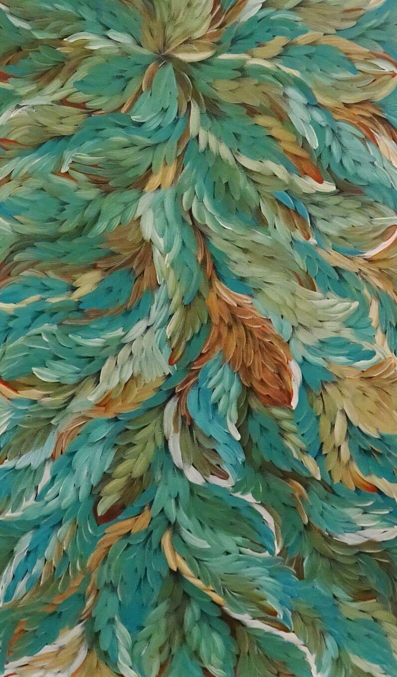 Caroline Numina Napananka Aboriginal Art