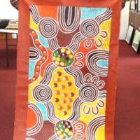 Barbara Pananka Mbitjana Aboriginal Art