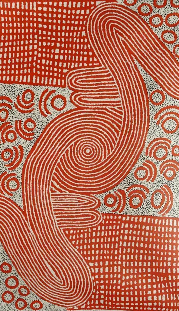 Nabula Scobie Napurrula Aboriginal Art