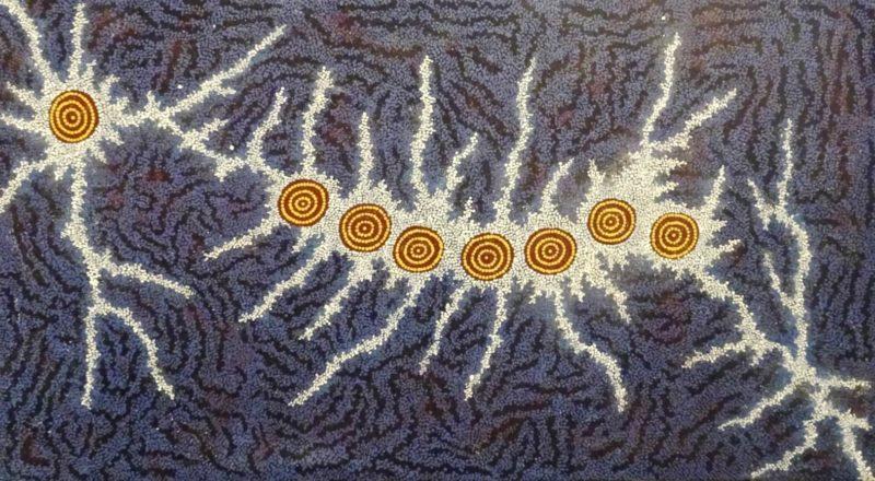 Gabriella Possum Nunugurrayi Aboriginal Art