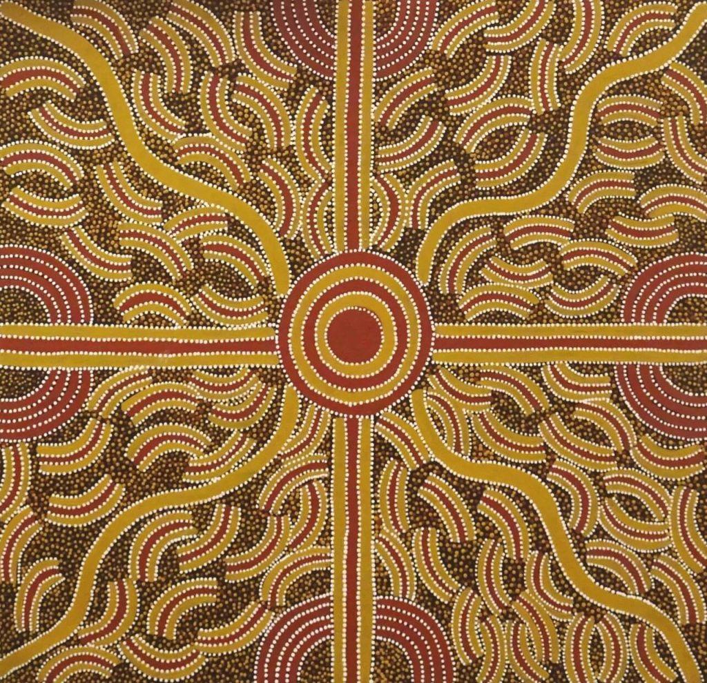 Lindsay Bird Mpetyane Aboriginal Art