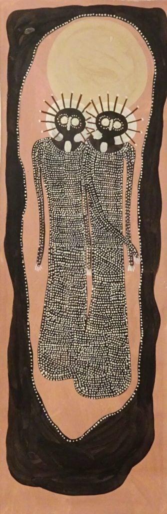 Jack Dale Aboriginal Art