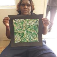 Dulcie Long Pula Aboriginal Art