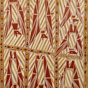 Charlie Djurritjini Aboriginal Art