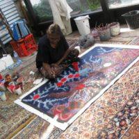 Gabriella Possum Nungurrayi Aboriginal Artist