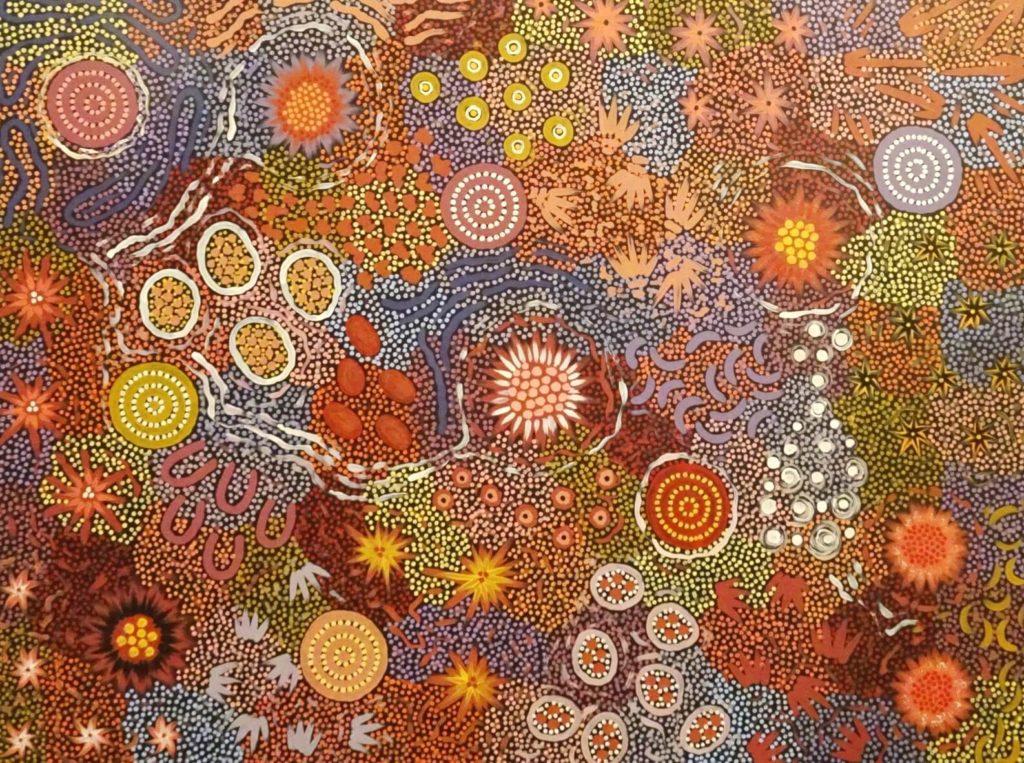 Michelle Possum Nungurrayi Aboriginal Art