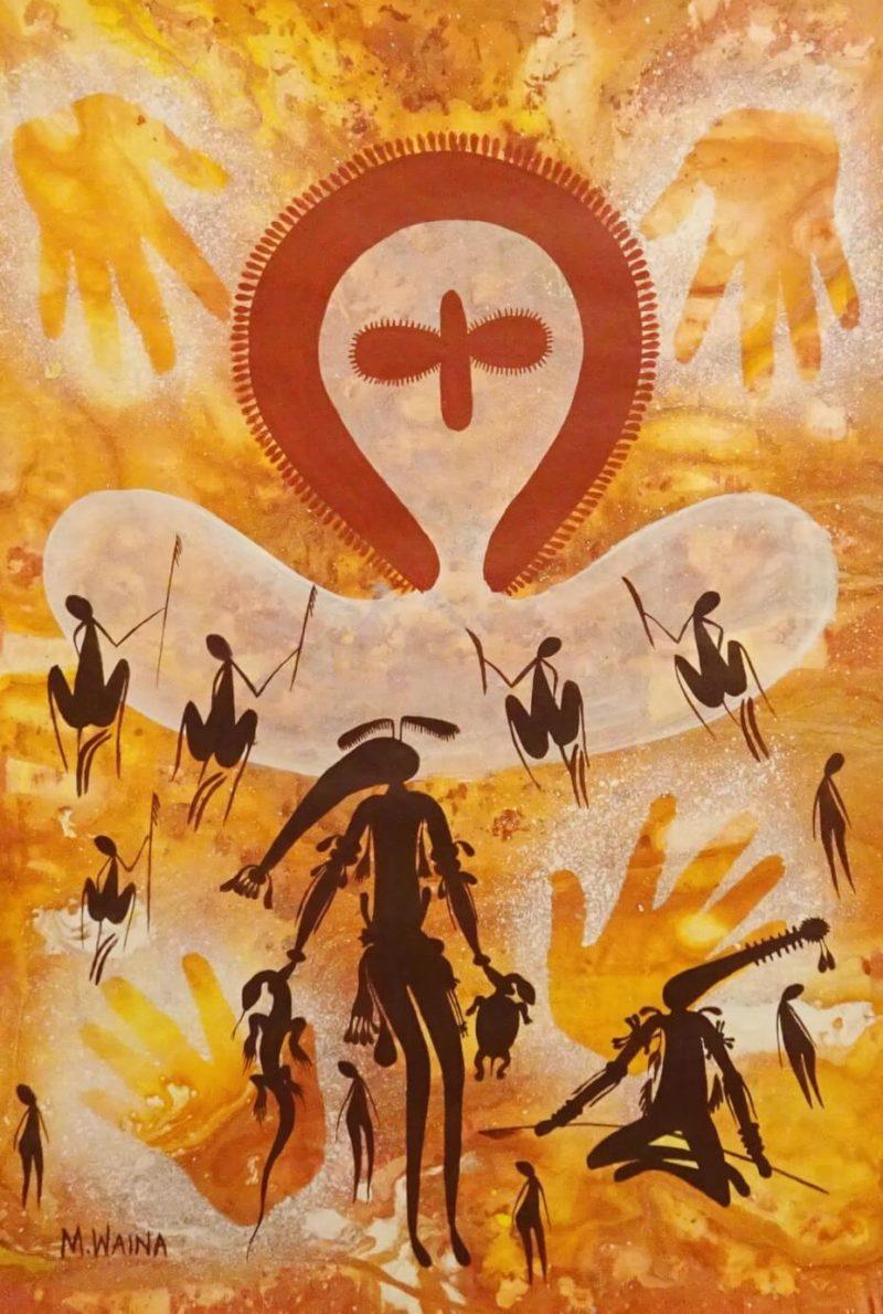 Melissa Waina Aboriginal Art
