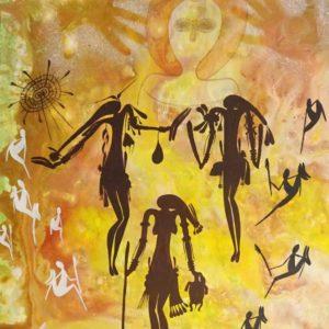 Cassie Waina Aboriginal Art
