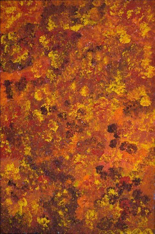Ruth Nungurrayi Spencer Aboriginal Art