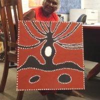Phyllis Thomas Aboriginal Art