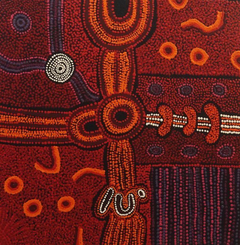Clarise Tunkin Aboriginal Art