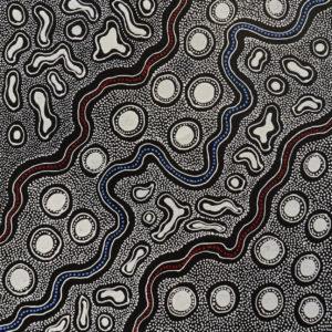 Delvine Petyarre Aboriginal Art