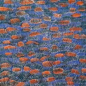 Sarah Morton Kngwarreye Aboriginal Art