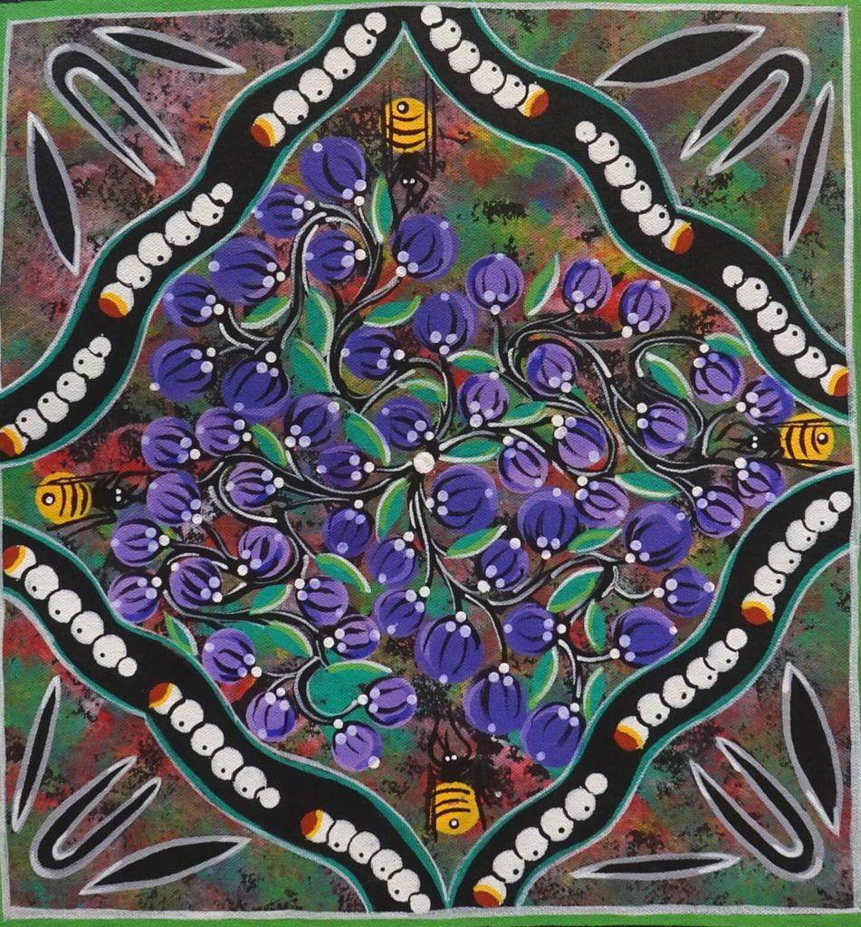 June Sultan Aboriginal Art