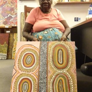 Judy Mengil Aboriginal Artist