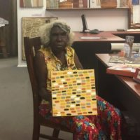 Phyllis Ningarmara Aboriginal Art