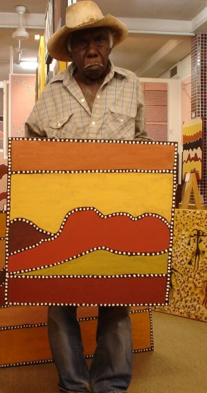 Beerbee Mungnari Aboriginal Art