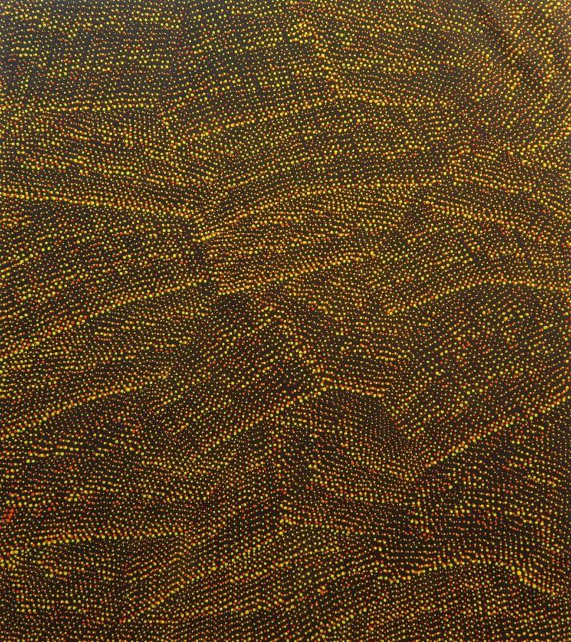 Lily Kelly Napangardi Aboriginal Art