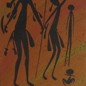 Kevin Waina Aboriginal Art