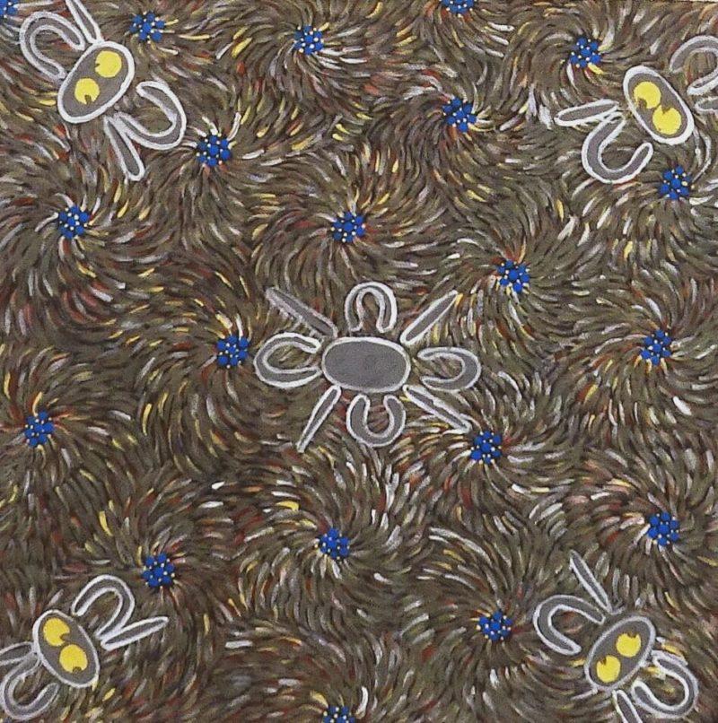 Annette Pitjara Davis Aboriginal Art