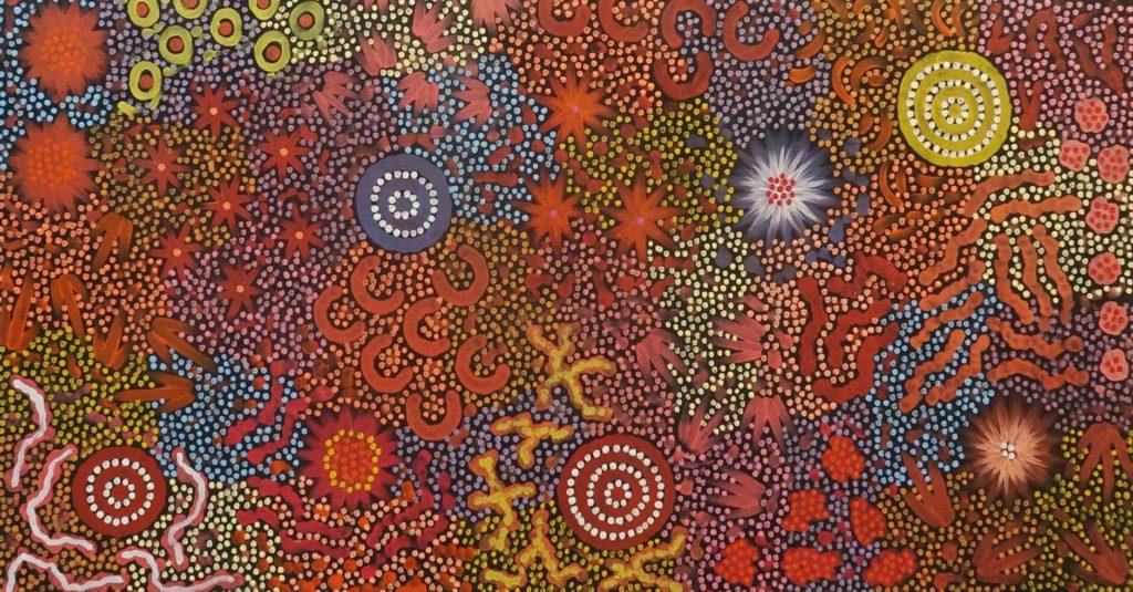 Michelle Possum Aboriginal Artwork