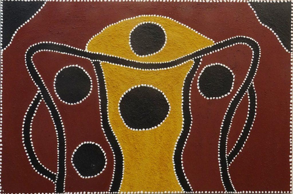 Tommy Carroll Aboriginal Art