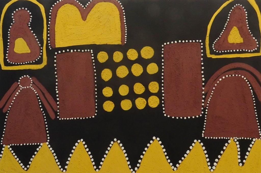 Jane Yalunga Aboriginal Art