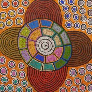 Debra Nangala McDonald Aboriginal Art