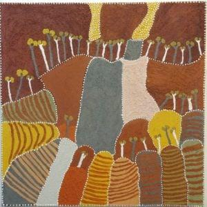 Patrick Mung Mung Aboriginal Art