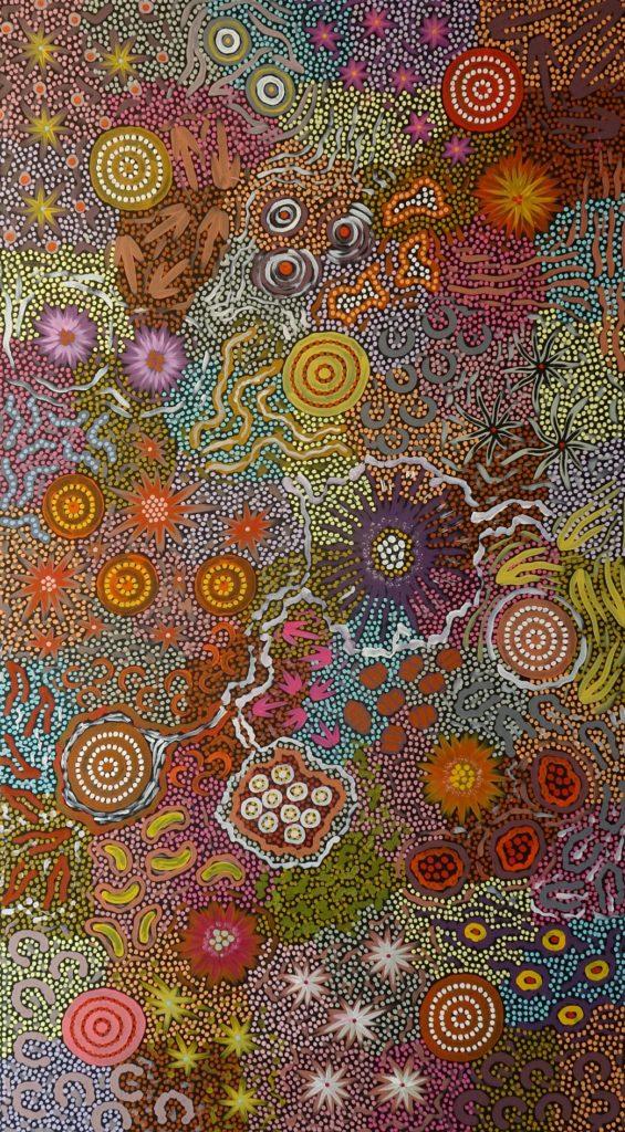 Michelle Possum Nungurrayi Aboriginal Artwork