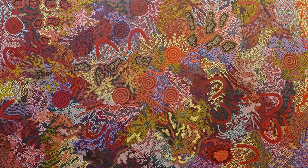 Gabriella Possum Nungurrayi Aboriginal Artwork