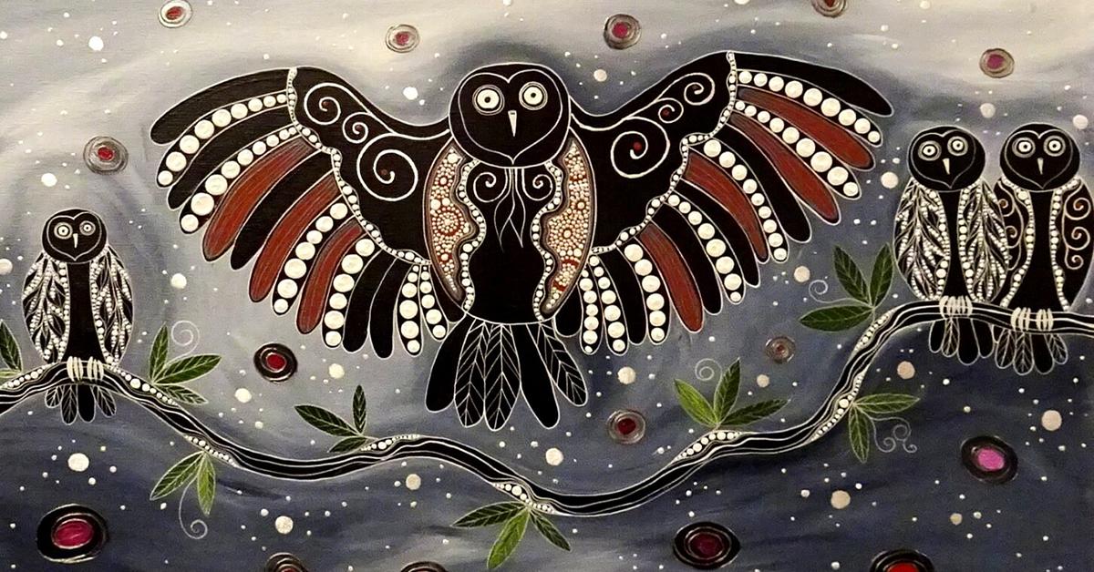 The Amazing Story of Aboriginal Art