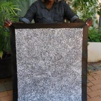 Rosemary Petyarre Aboriginal Art