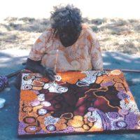 Naata Nungurrayi Aboriginal Art