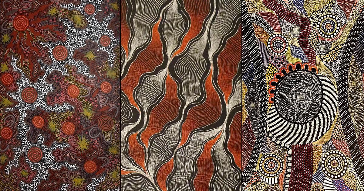 Aboriginal Art Facts Artlandish Aboriginal Art Gallery